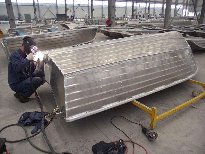 金属结构加工