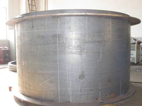 铆焊金属结构