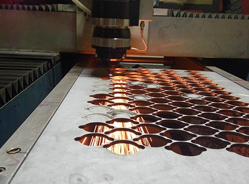 激光雕刻切割加工