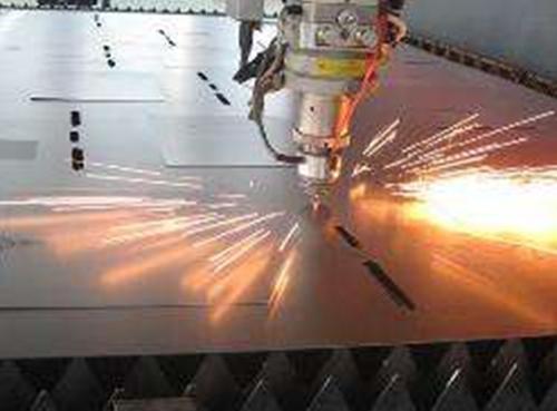 厚板激光切割加工